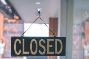 Balance Coronavirus: Destrucción de empleo y desaparición de empresas un año después del Estado de Alarma